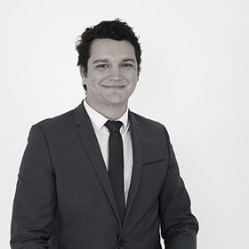 Portrait Jonathan - Juriste Monaco -étude d'avocats Noghès du Monceau