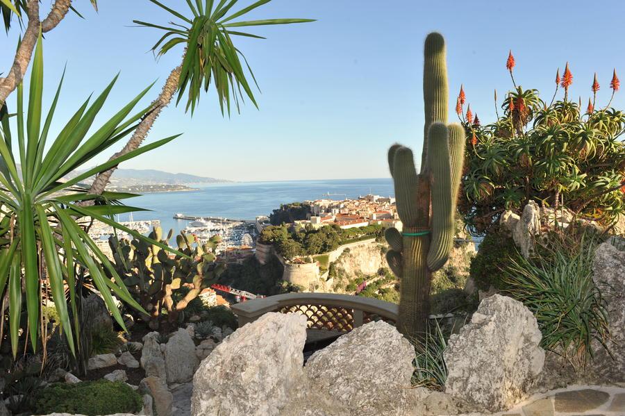 Jardin Monaco, enjeux environnementaux.